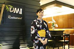Umi - Nhà hàng Nhật
