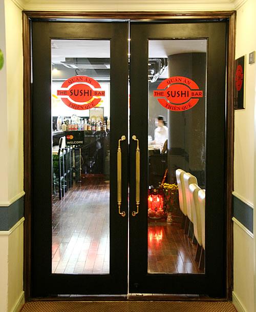 Sushi Bar 4 - Nhà hàng Nhật