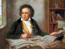Nghị lực thép của thiên tài khiếm thính Lutvich van Bethoven