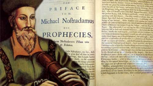 Điểm lại những lời tiên tri đúng đến kinh hãi của nhà tiên tri Nostradamus